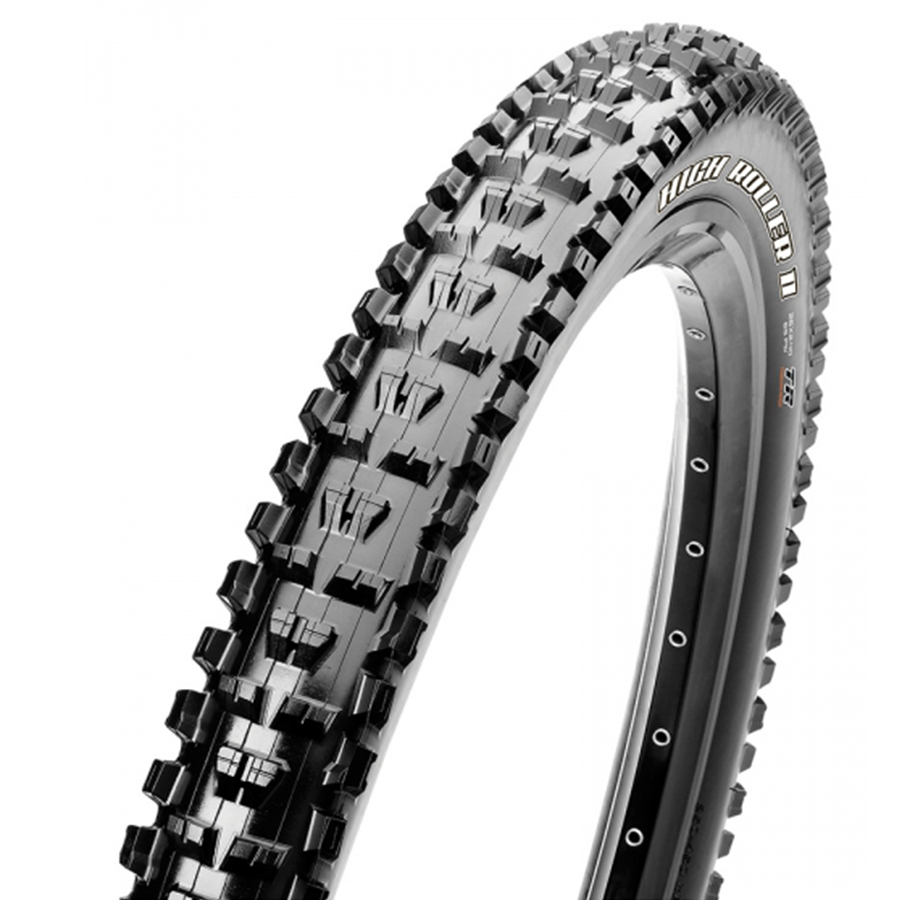 Maxxis High Roller II Kev 3C TR Folding MTB Tyre - 26""