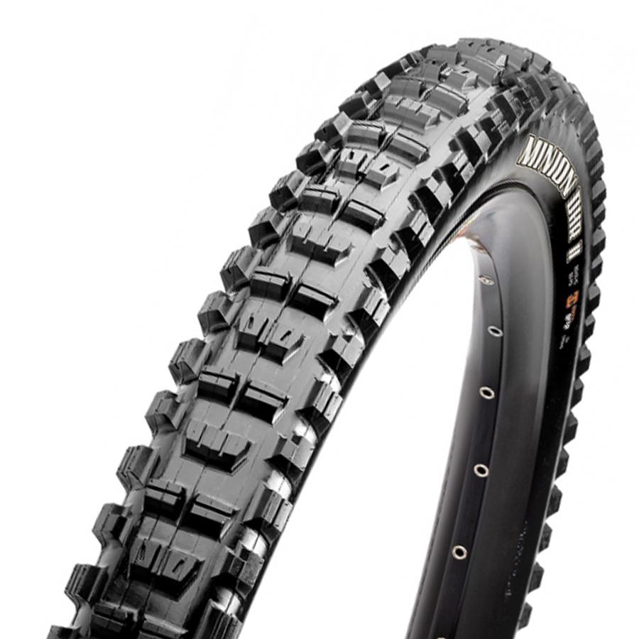 "Maxxis Minion DHRII Kev 3C Exo TR Folding MTB Tyre - 27.5"""