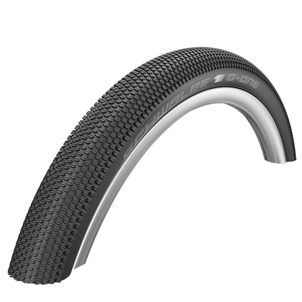 "Schwalbe G-One Allround SnakeSkin TL-Easy Folding MTB Tyre – 29"""