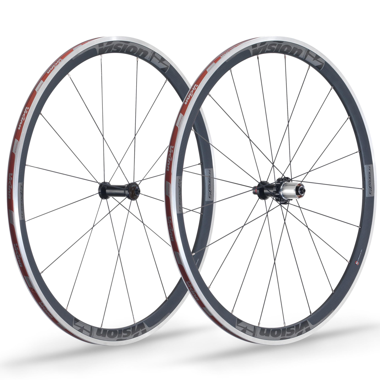 Vision Trimax 35 Carbon Clincher Road Wheelset