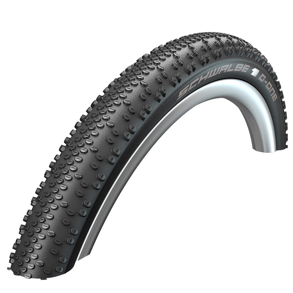 "Schwalbe G-One Bite Snakeskin TL-Easy Folding MTB Tyre – 27.5"""