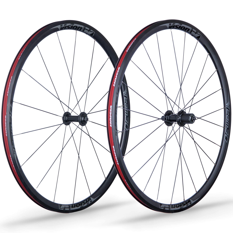 Vision Team 30 Comp Clincher Road Wheelset