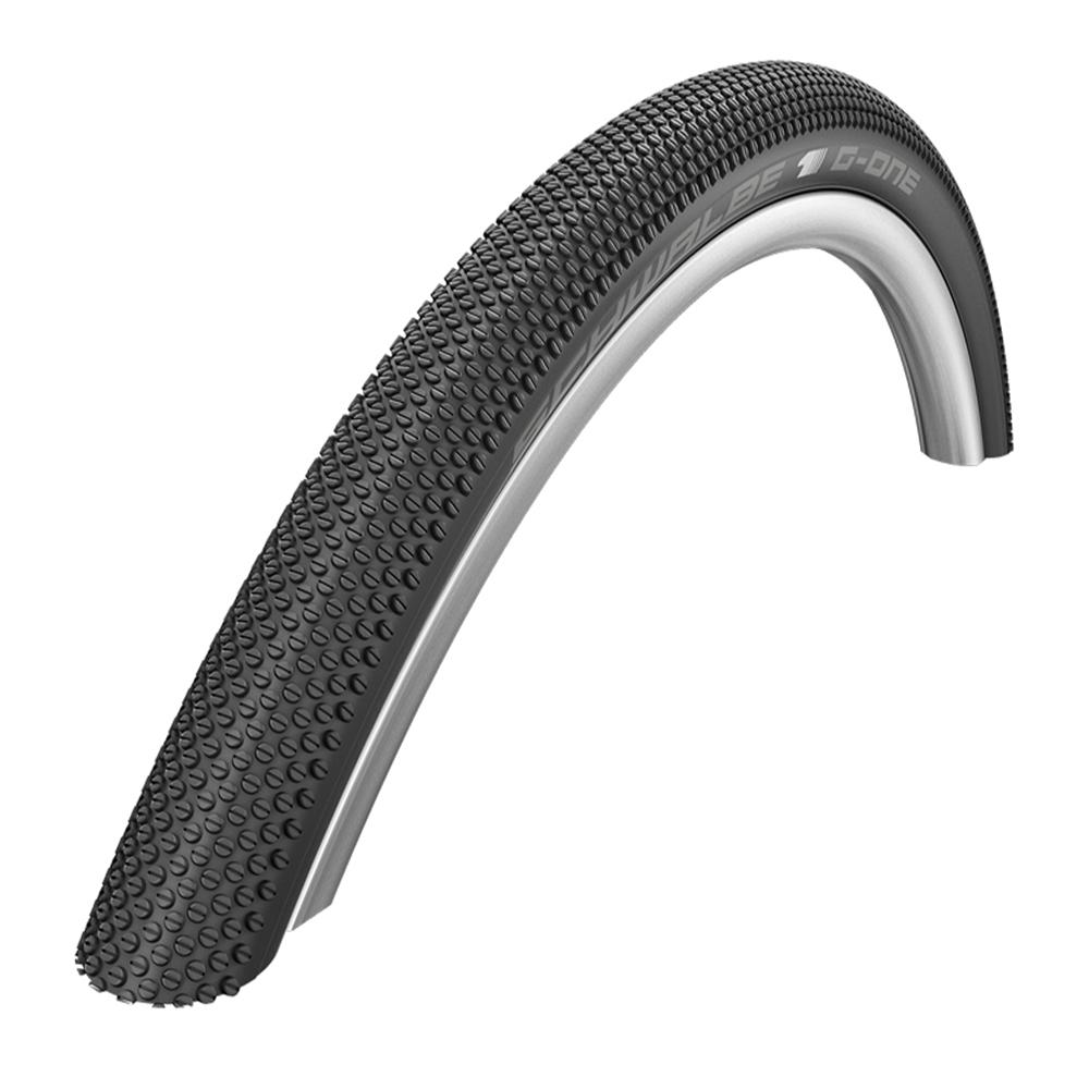"Schwalbe G-One Allround SnakeSkin TL-Easy Folding MTB Tyre – 27.5"""