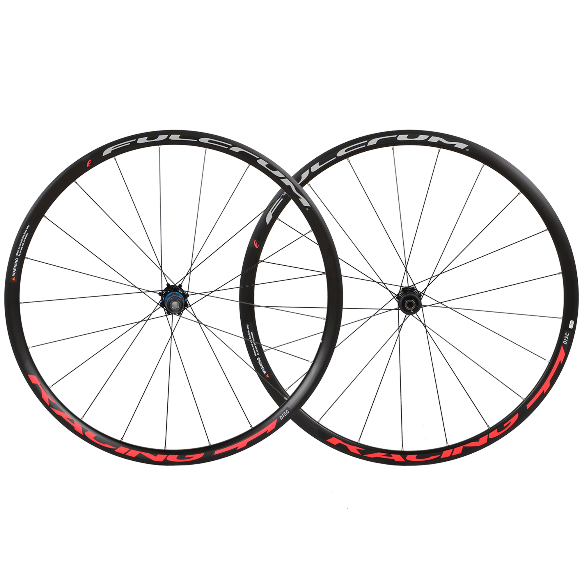 Fulcrum Racing Sport 77 Clincher Road Disc Wheelset