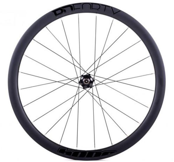 Hope RD40 RS4 Carbon Clincher Disc Rear Wheel - 700c