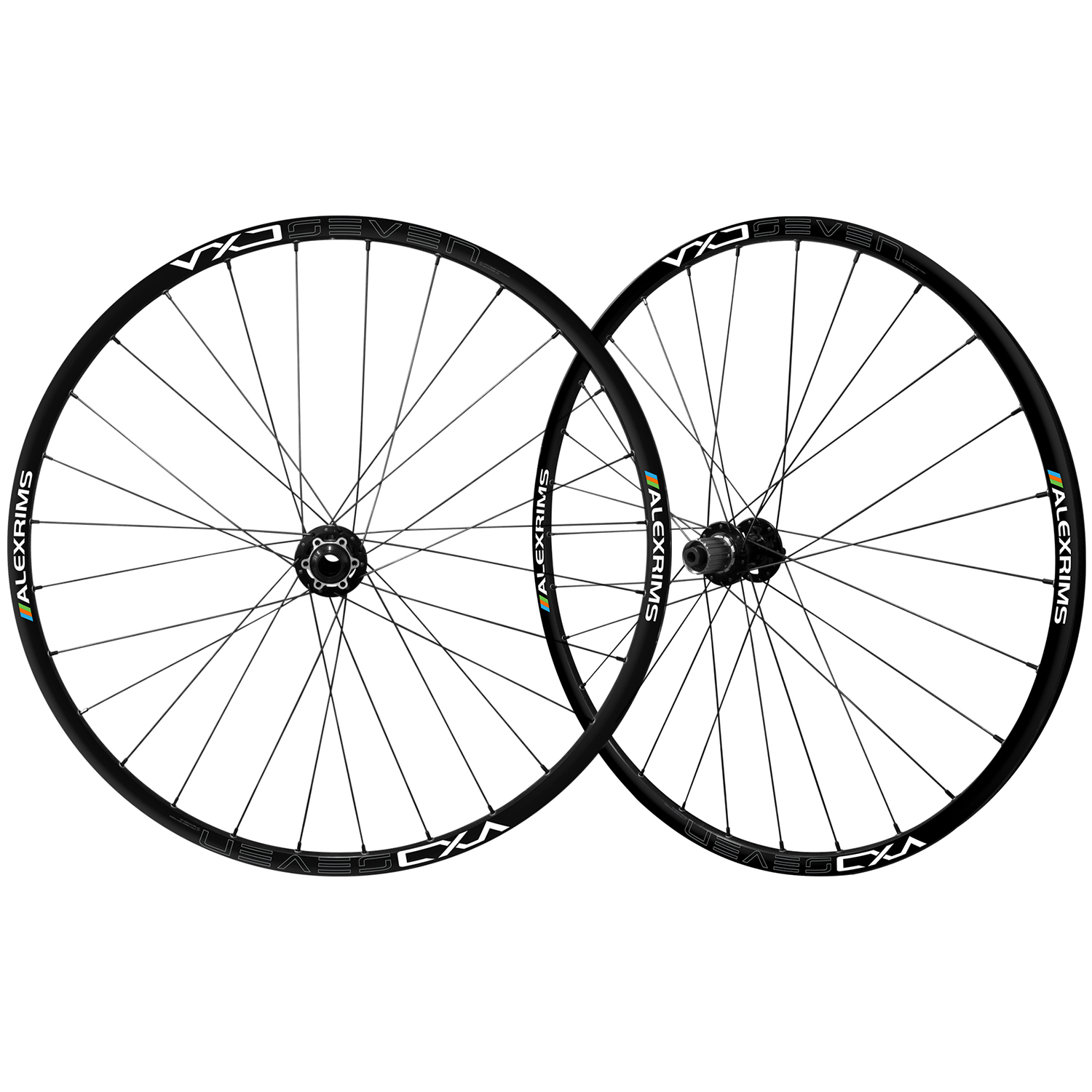 Alex VXD7 MTB Wheelset - 27.5""