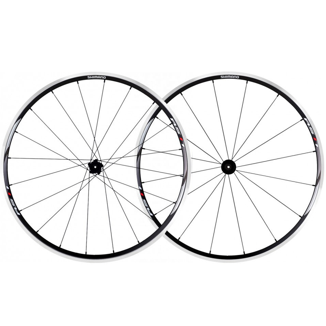 a8a2d5de4e7 Shimano WH-RS11 Clincher Road Wheelset | Merlin Cycles