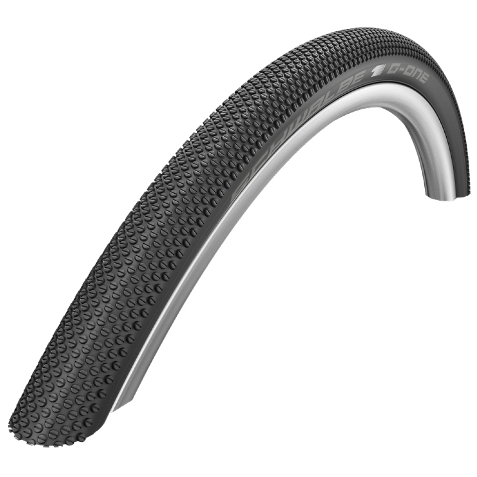 Schwalbe G-One Allround MicroSkin TL-Easy Folding Gravel Tyre - 700c