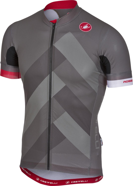 Castelli Free AR 4.1 FZ Short Sleeve Cycling Jersey - SS18  88c5f4ad7