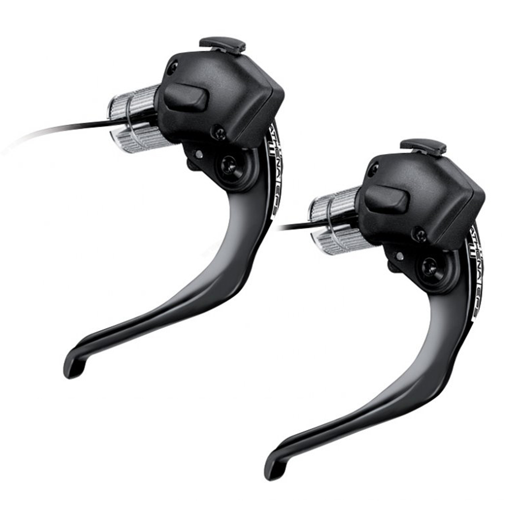 Campagnolo Athena EPS TT/Tri Bar End Brake & Gear Levers - 11 Speed