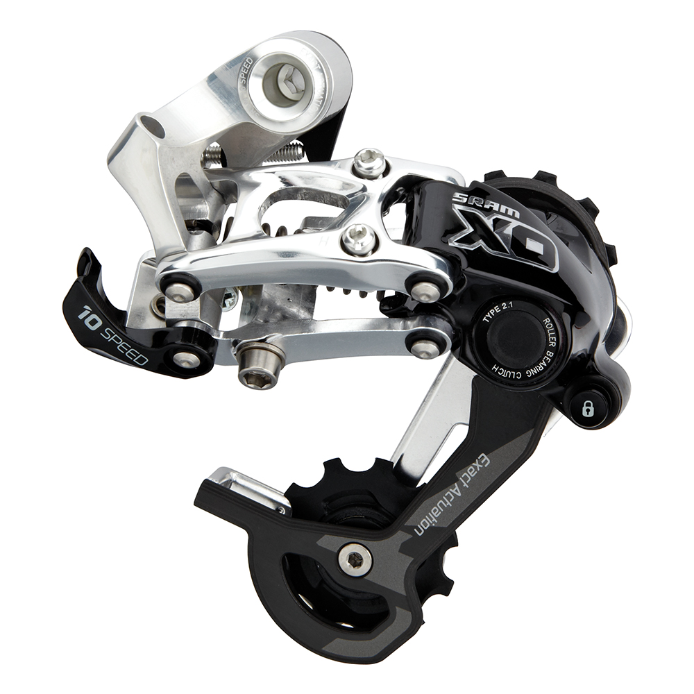 Sram X0 Type 2 Rear Derailleur - 10 Speed