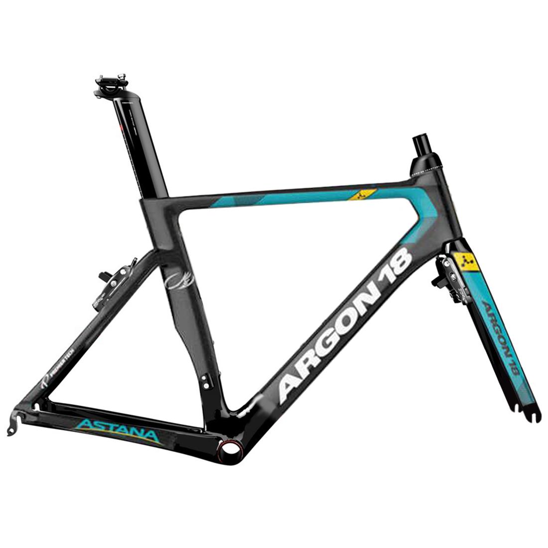 Argon 18 Nitrogen Pro Astana Team Edition Frameset