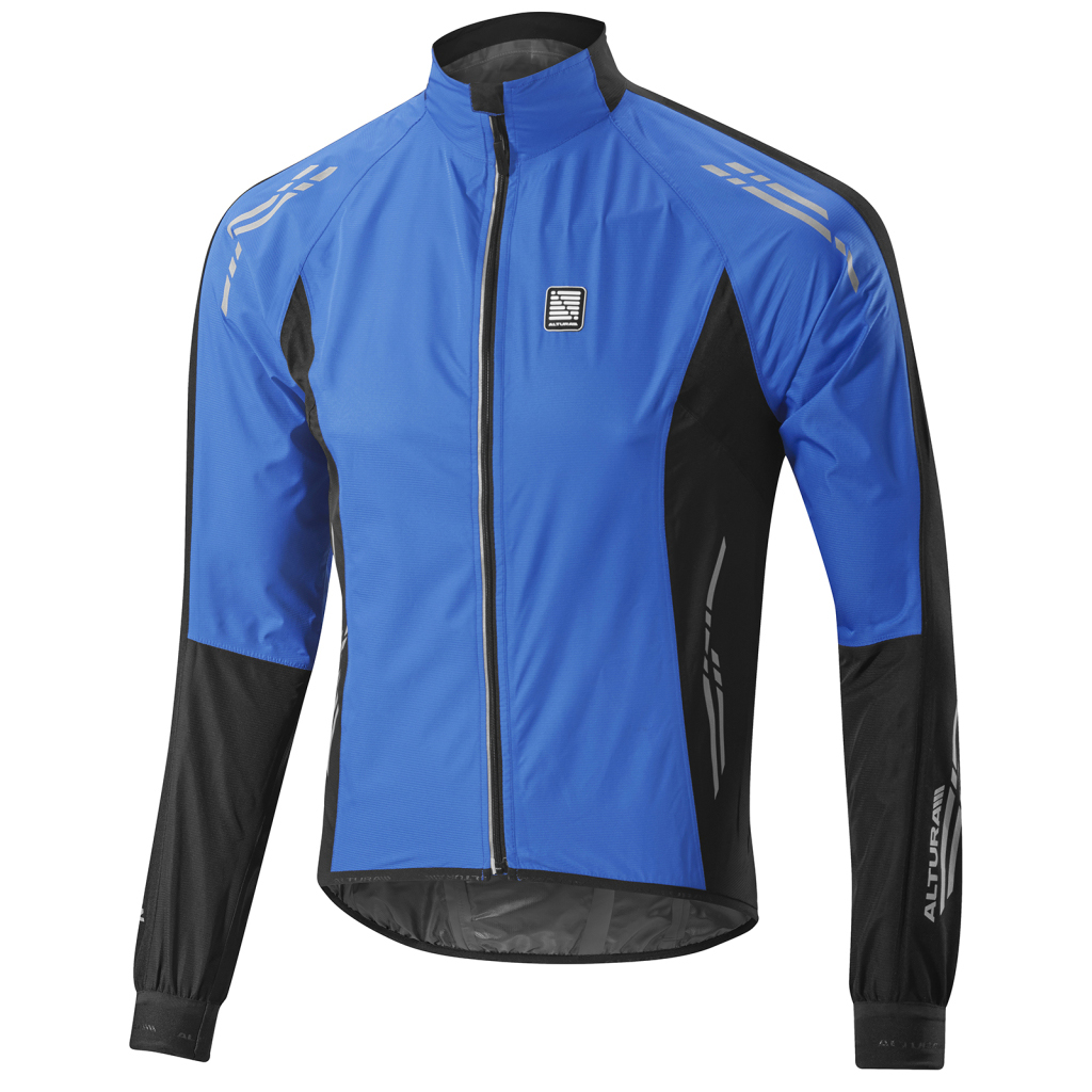 Altura Podium Night Vision Waterproof Cycling Jacket