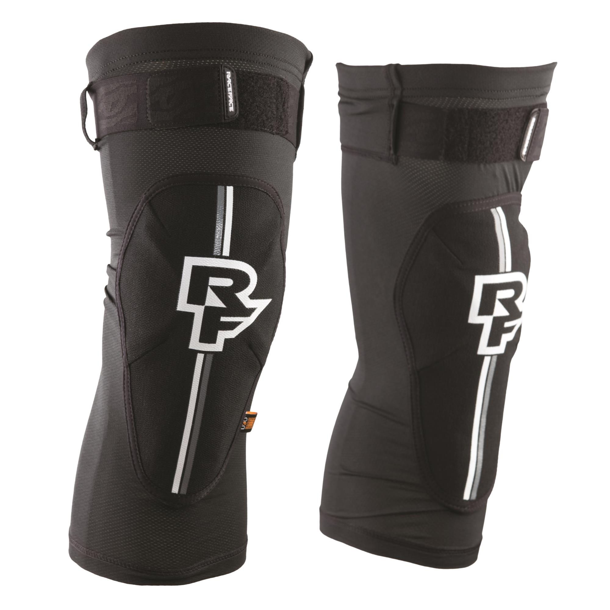 Race Face Indy D30 Stealth Knee Guards