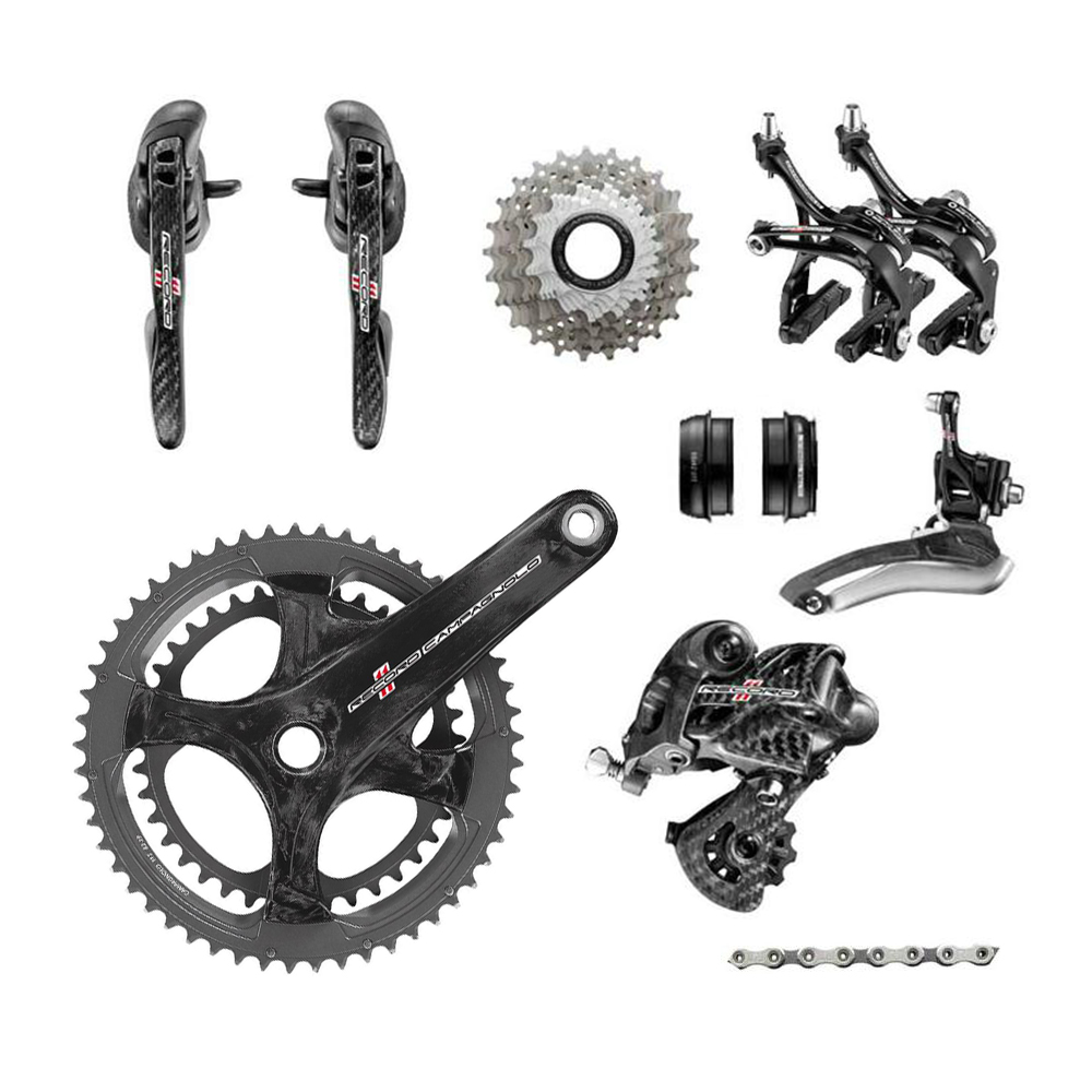 Campagnolo Record 11 Speed Groupset - 2018