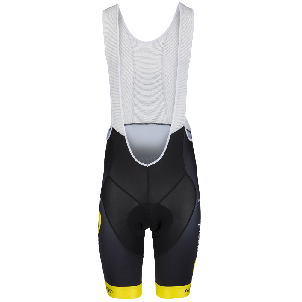 Team Direct Energie Replica Bib Shorts - 2018