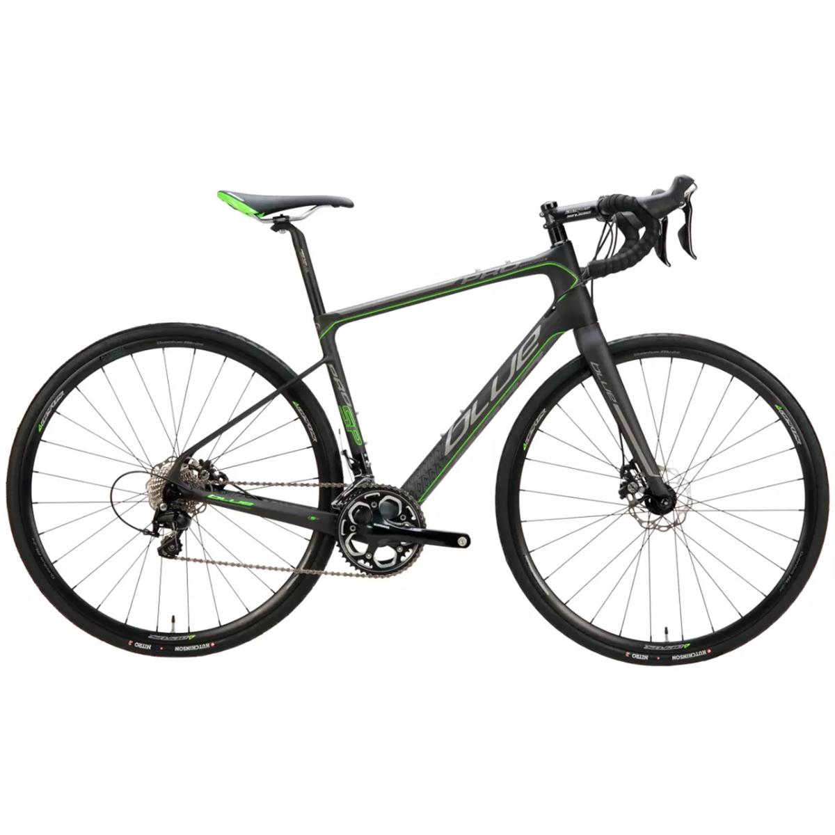 Blue Prosecco SP 105 Carbon Gravel Bike