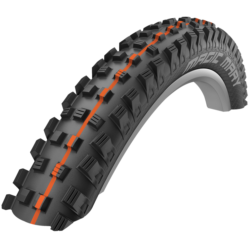 "Schwalbe Magic Mary Addix Soft Folding Tyre - 27.5"""