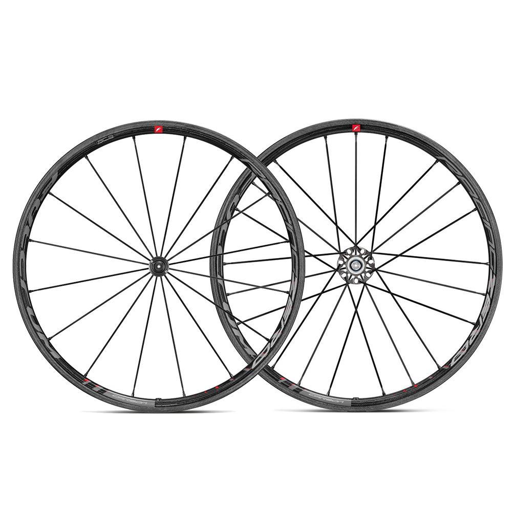 Fulcrum Racing Zero Carbon C17 Dark Clincher Road Wheelset
