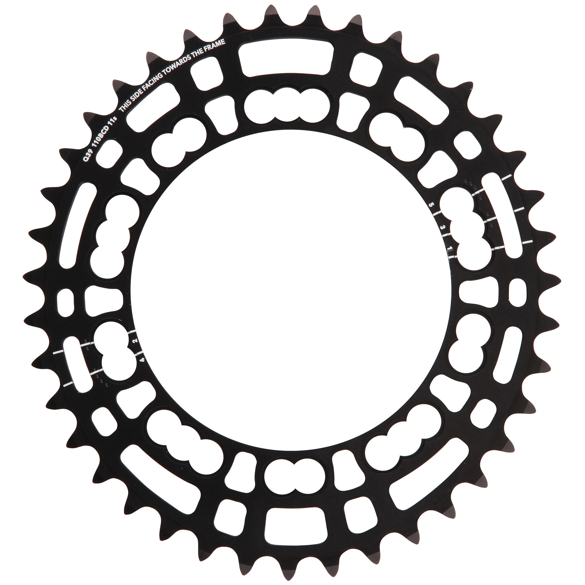 Rotor Q-Ring Chainring - 74 BCD
