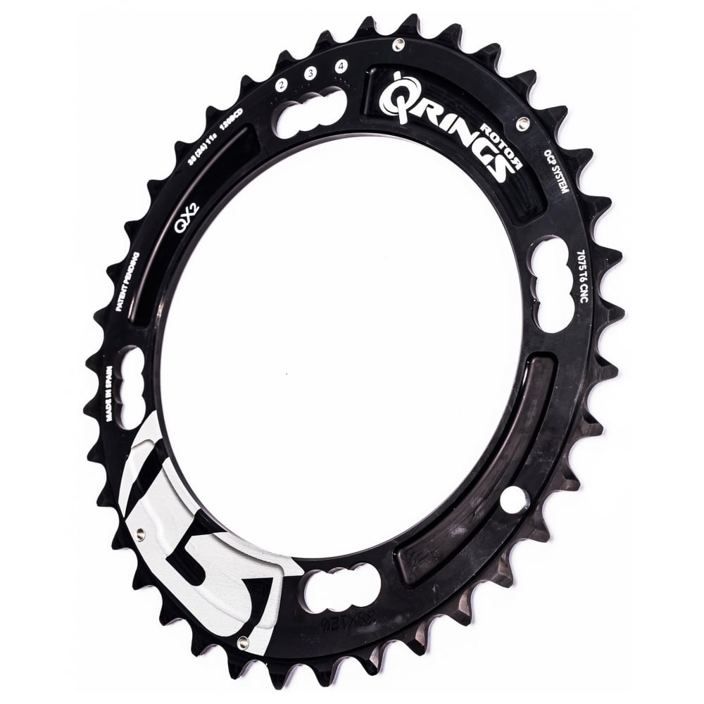 Rotor Q-Ring Chainring For Sram XX Chainset