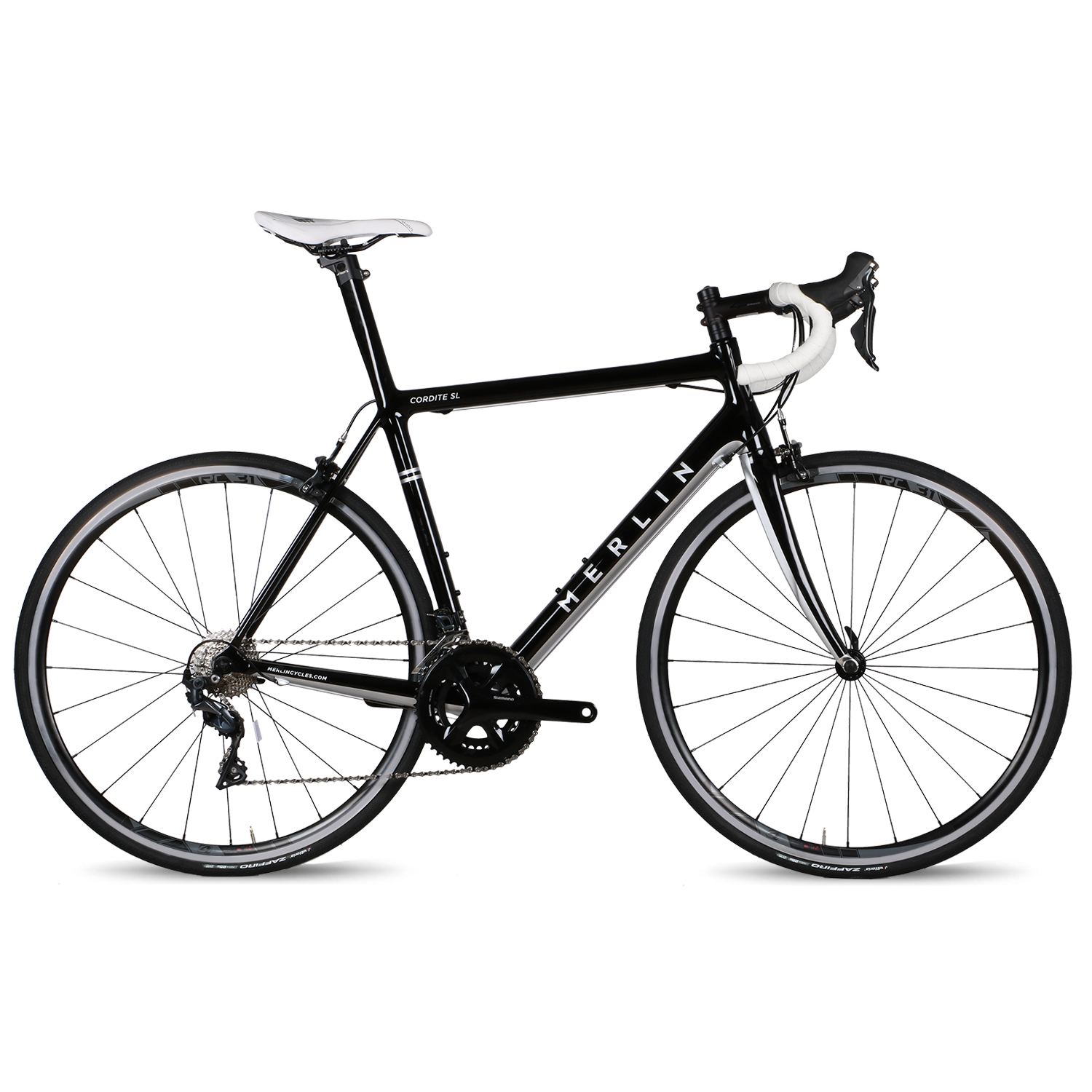 Merlin Cordite SL Ultegra R8000 Mix Carbon Road Bike - 2018