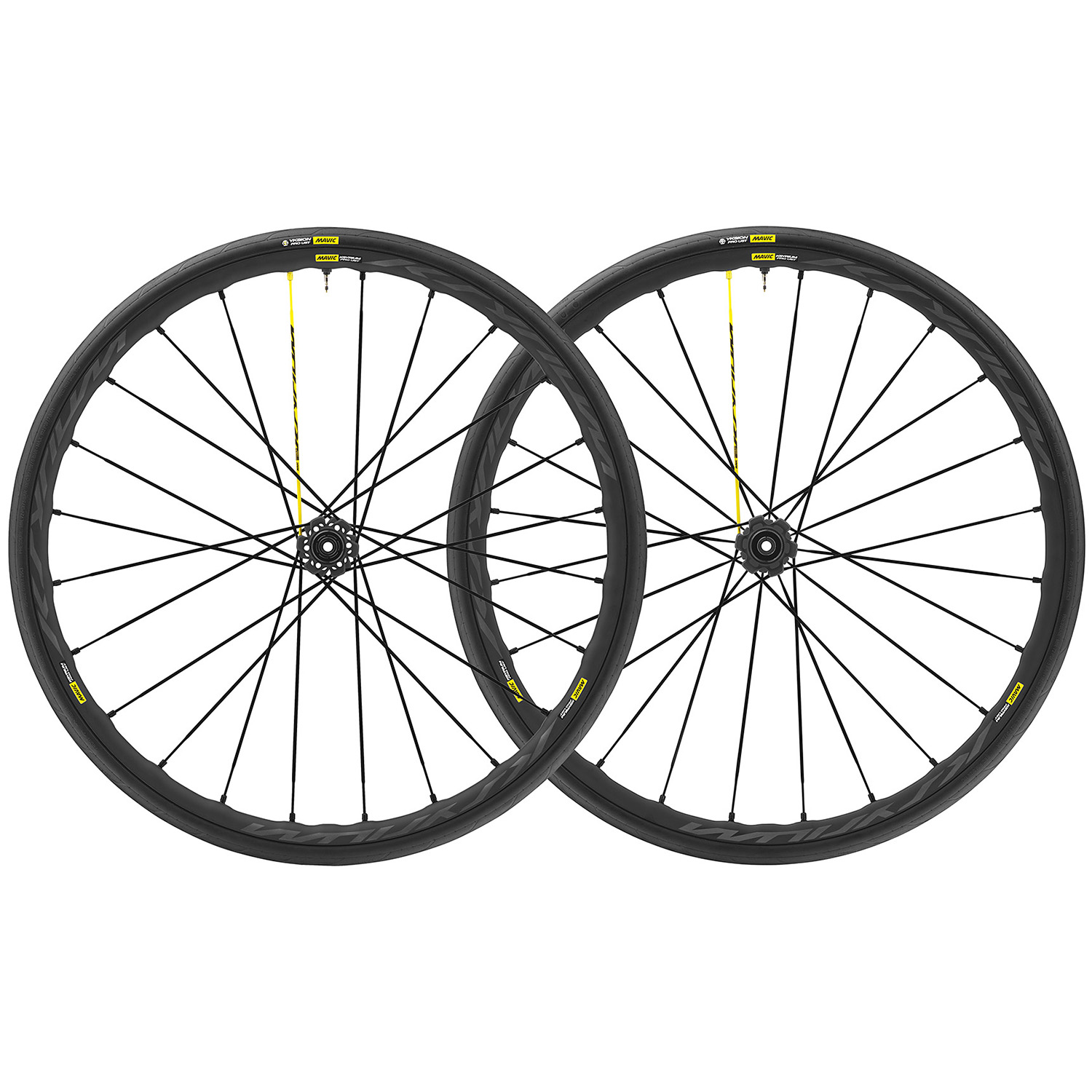 Mavic Ksyrium Pro UST Disc Road Wheels - 2018