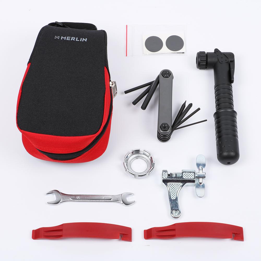 Merlin Saddle Bag Kit - Medium