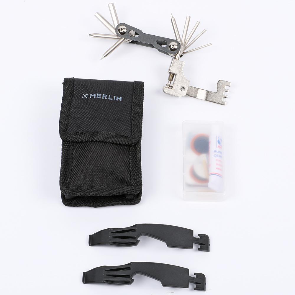 Merlin Saddle Bag Kit - Small