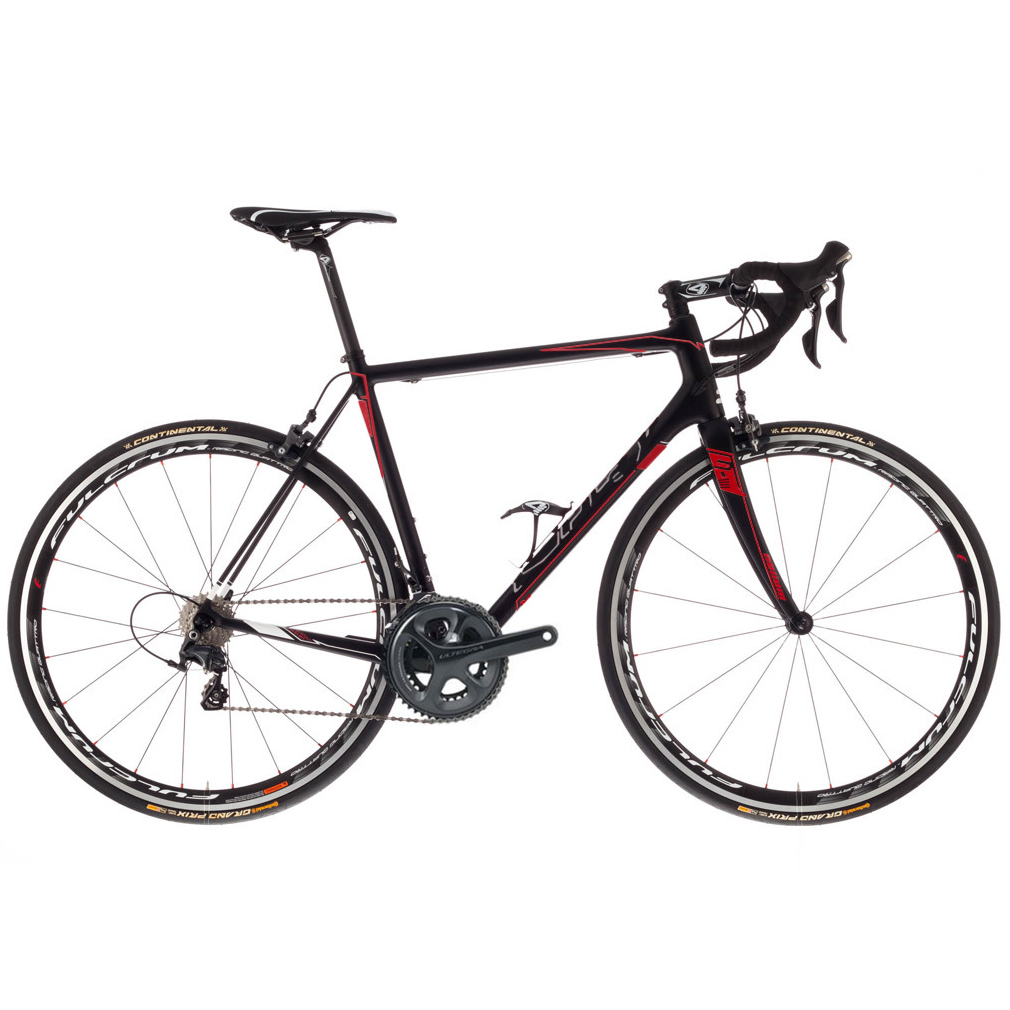Ridley Helium SL Ultegra Carbon Road Bike - Ex Showroom