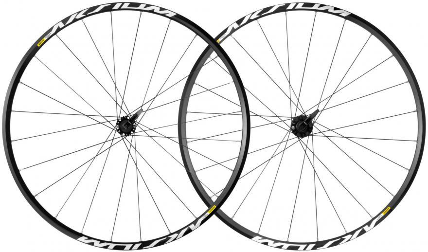 Mavic Aksium Allroad Disc Wheels - 2018