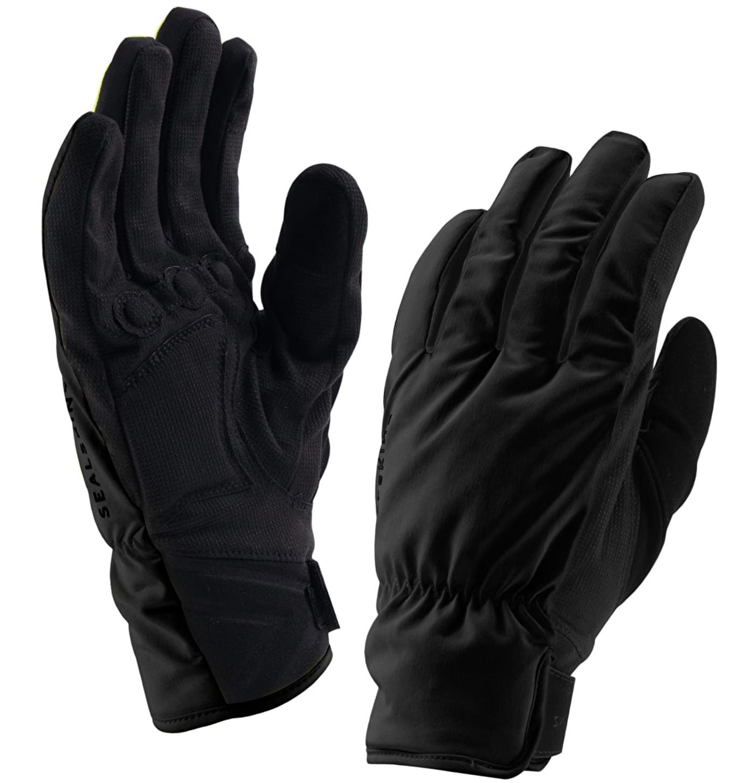 lace up in online shop timeless design Belstaff Stratus Gloves 65 Hybrid Construction - Images ...
