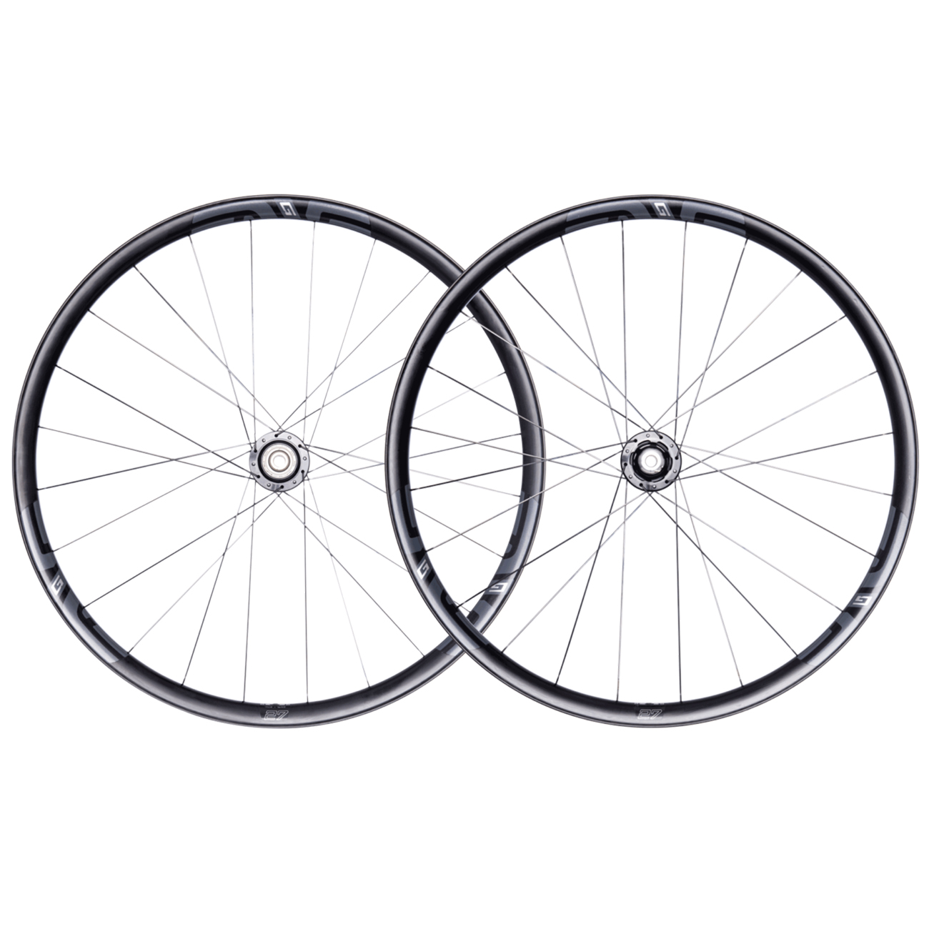 "Enve G27 Disc Clincher Gravel Wheelset 27.5"" - Chris King Hubs"