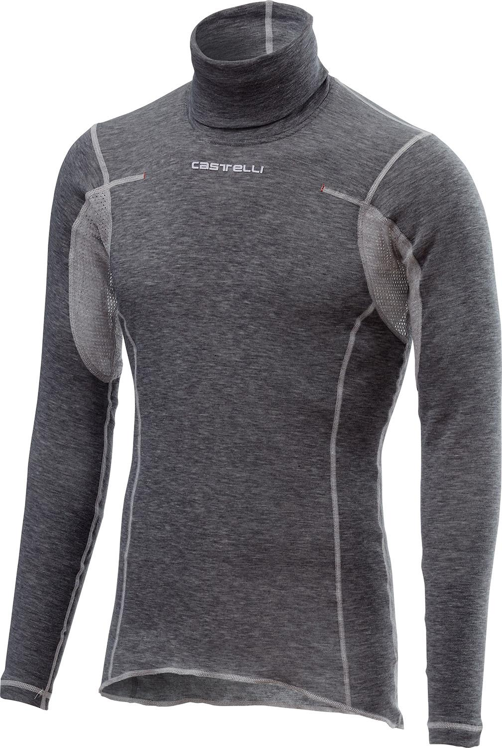 Castelli Flanders Warm Base Layer With Neck Warmer - AW18