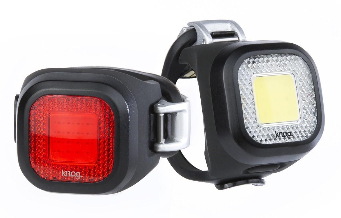 Knog Blinder Mini Chippy Rechargeable Front & Rear Lights