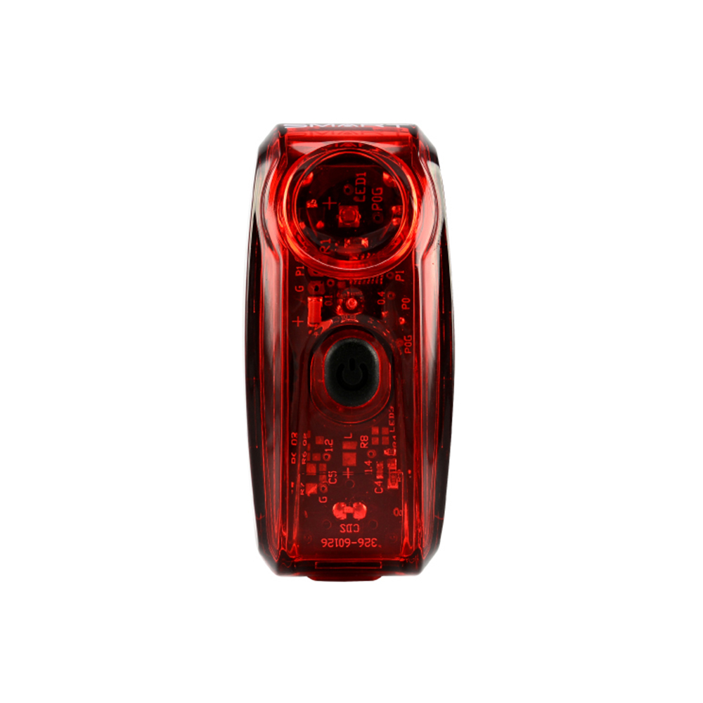 Smart Trail 80-USB Rear Bicycle Light