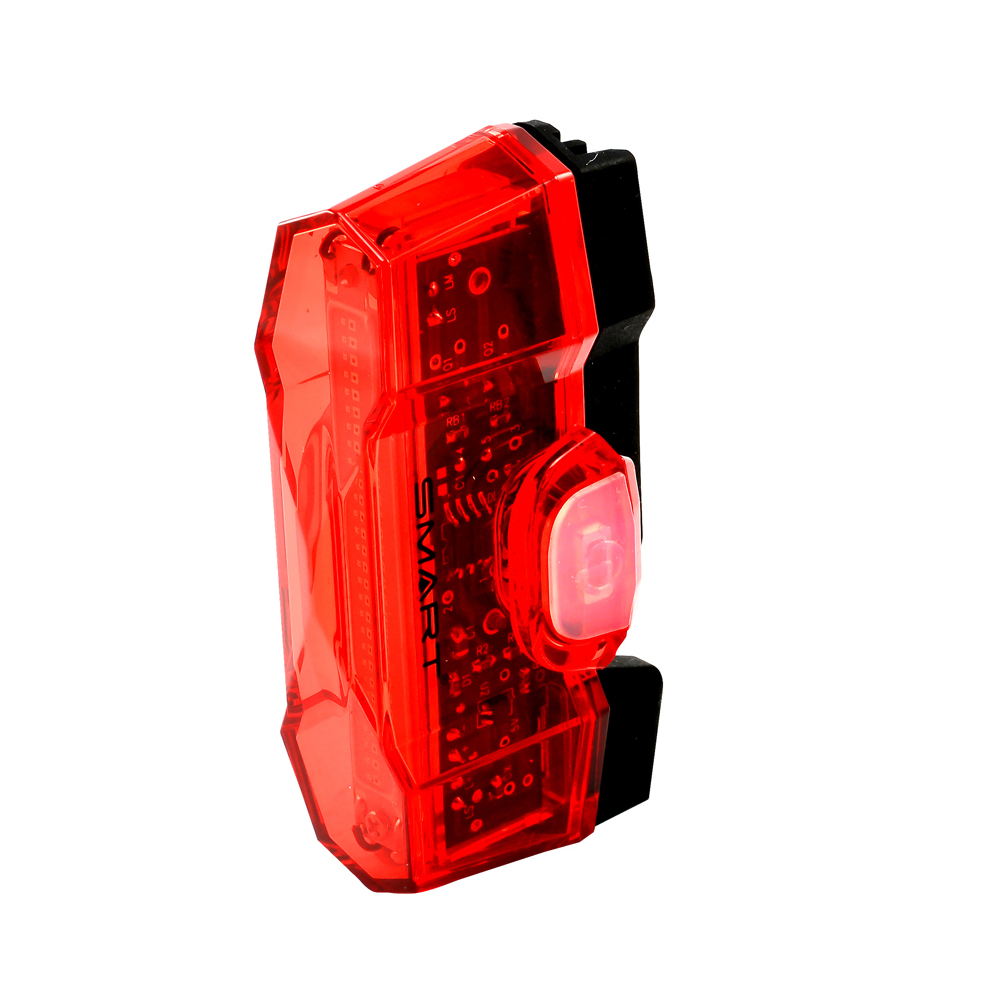 Smart Vulcan - USB Rechargeable Rear Bicycle Light