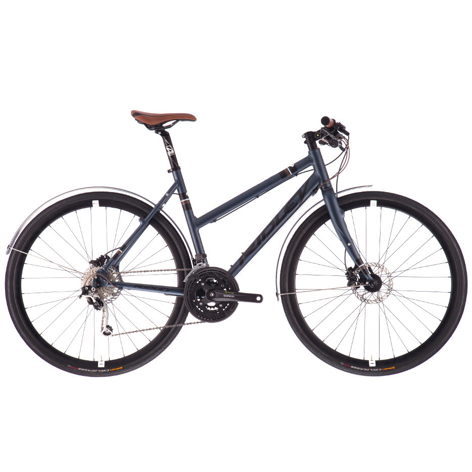 Ridley Tempo X Womens Hybrid Bike