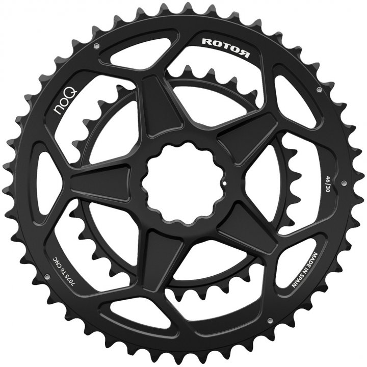 Rotor Direct Mount NoQ Double Chainring