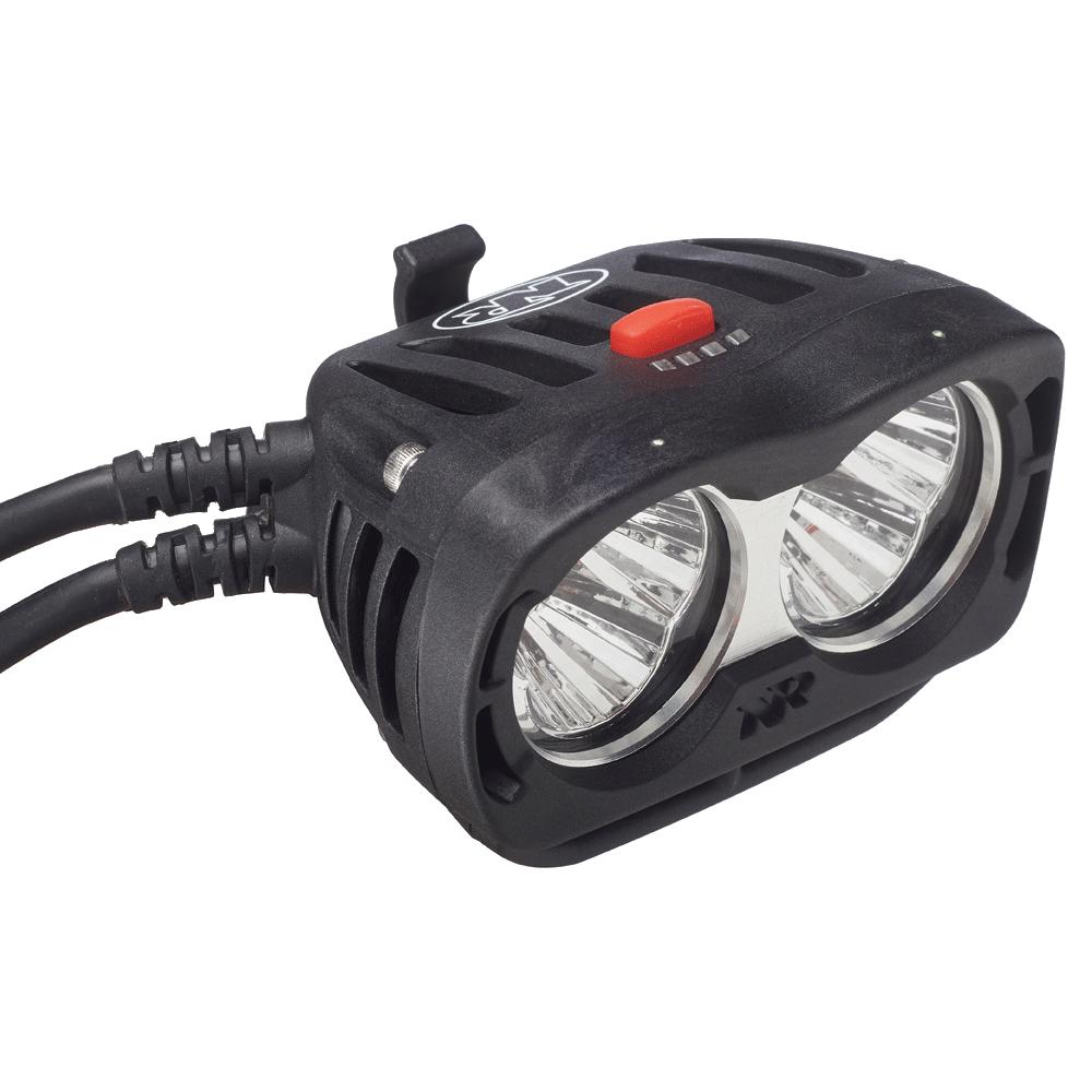 NITERIDER Pro 4200 Enduro Remote Front Bike Light