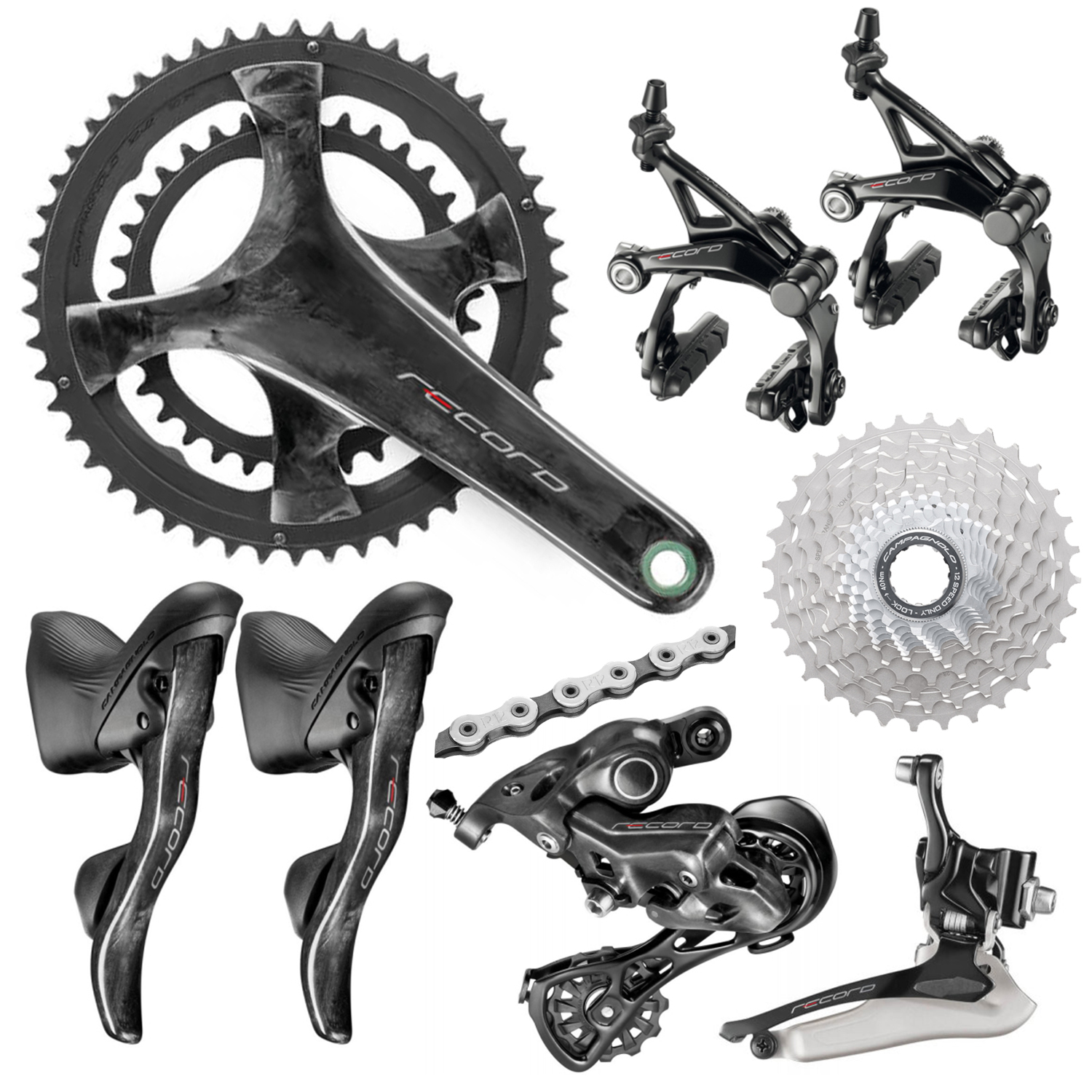 Campagnolo Record 12-Speed Groupset