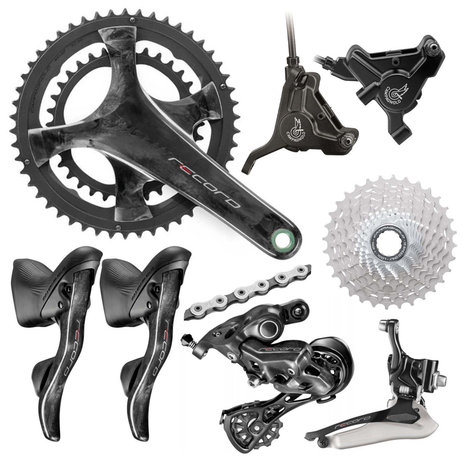 Campagnolo Record 12-Speed Disc Groupset