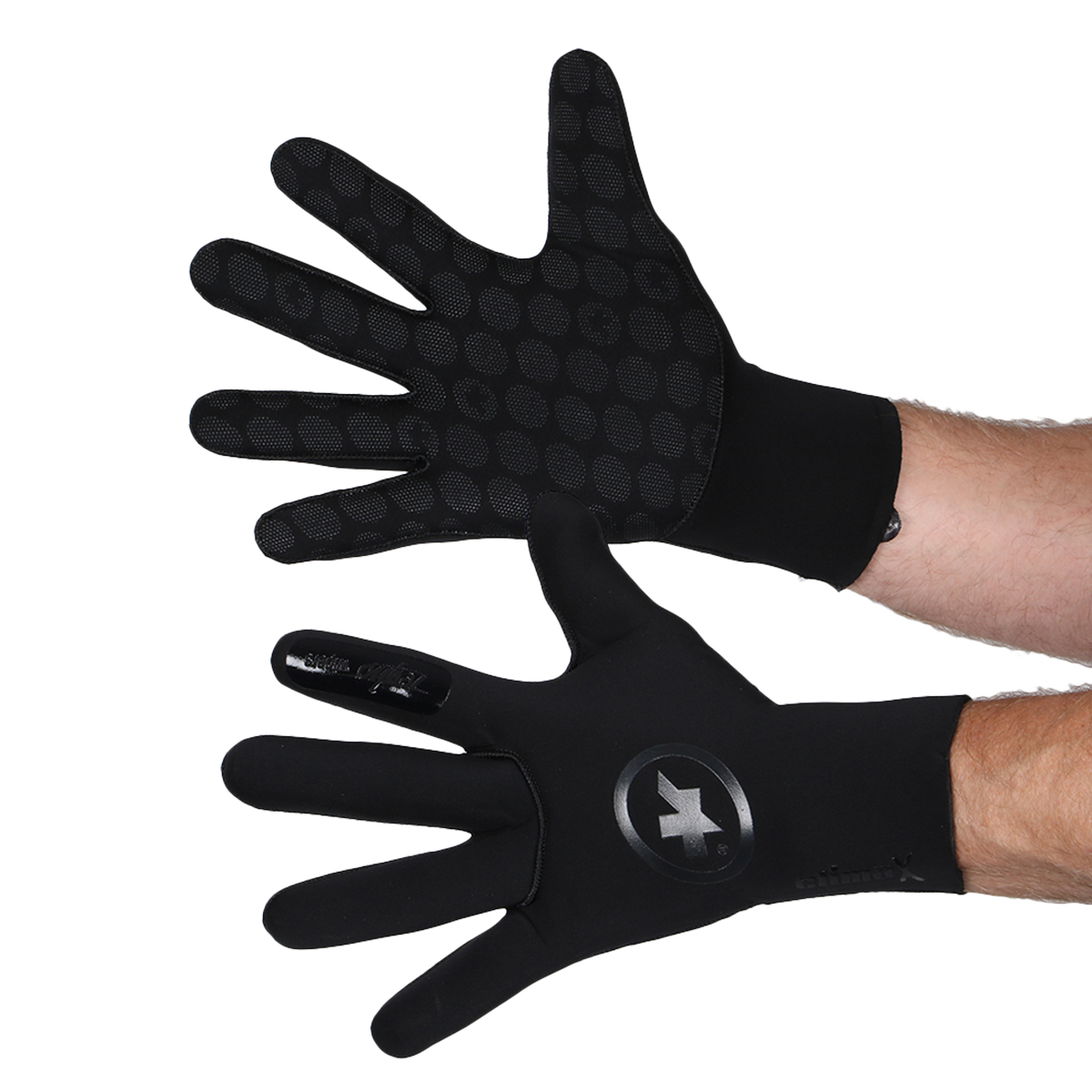 Assos Rain Evo 7 Cycling Gloves