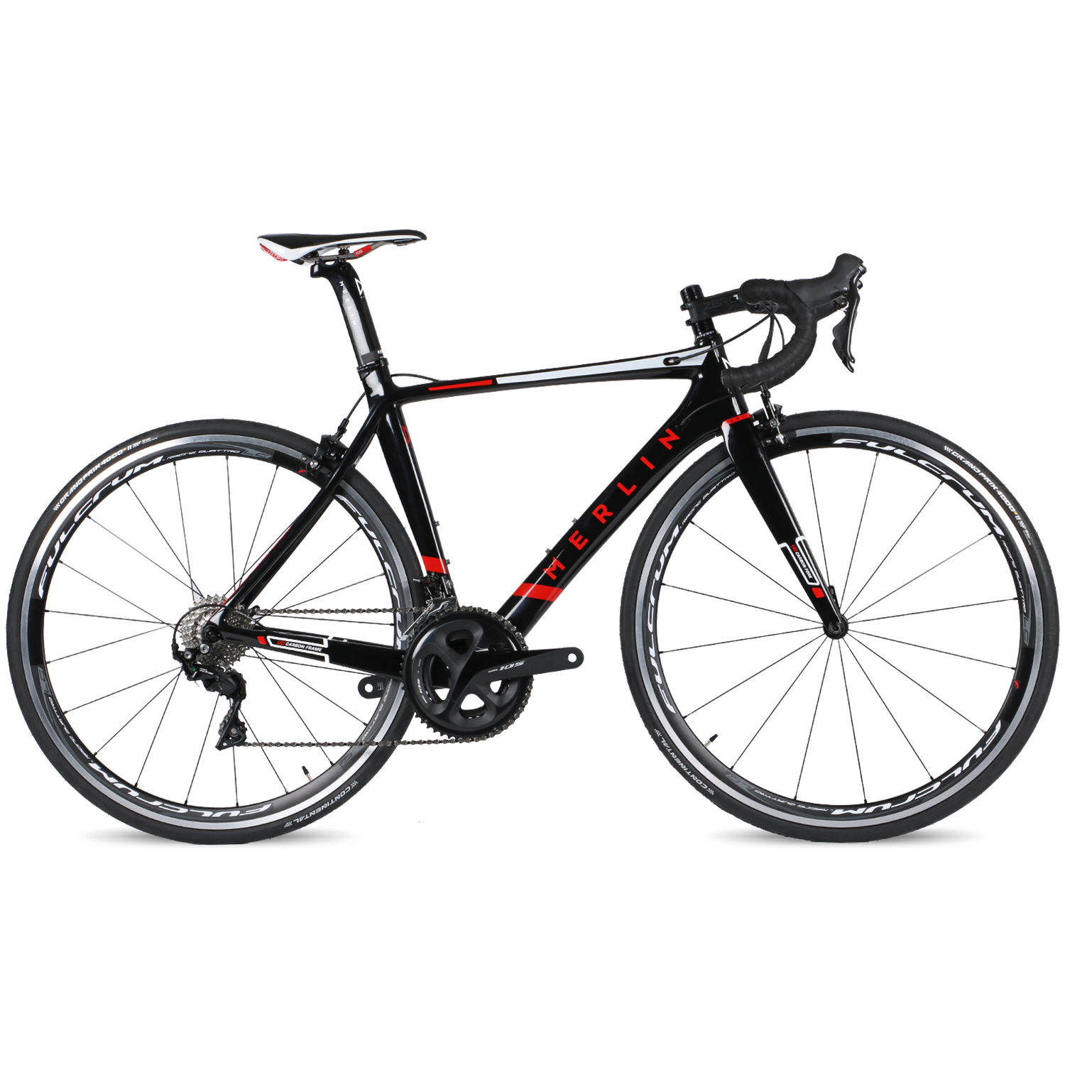 Merlin Nitro Aero 105 R7000 Carbon Road Bike - 2019