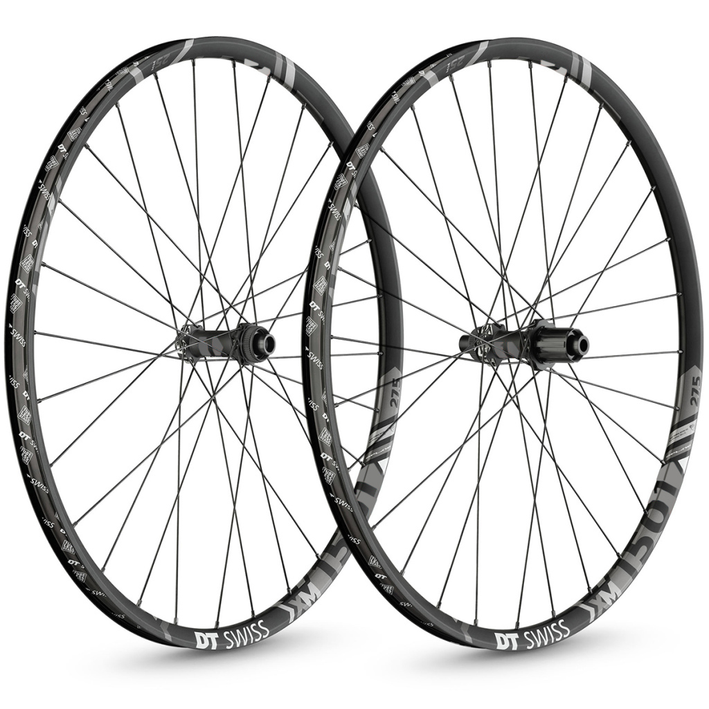 DT Swiss XM 1501 Spline ONE 25 Boost 6-Bolt Wheelset - 27.5""