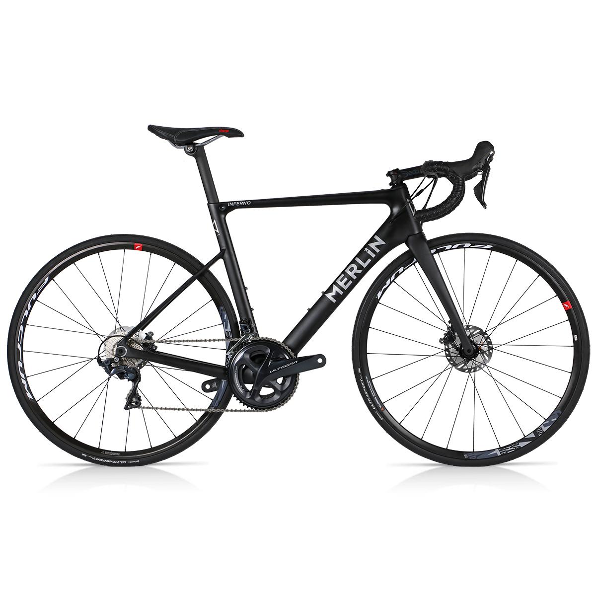 Merlin Inferno Ultegra Disc Carbon Road Bike