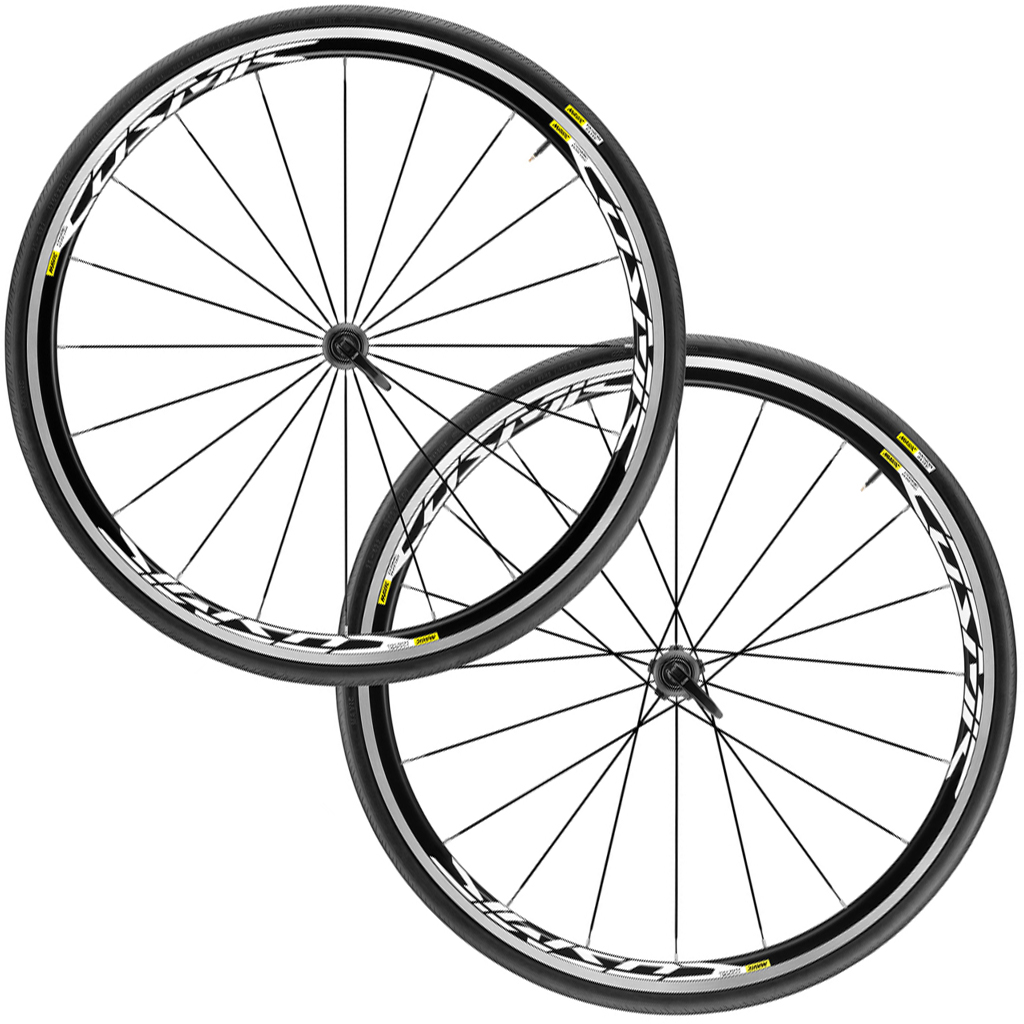 Mavic Cosmic Elite UST Clincher Road Wheelset - 2018