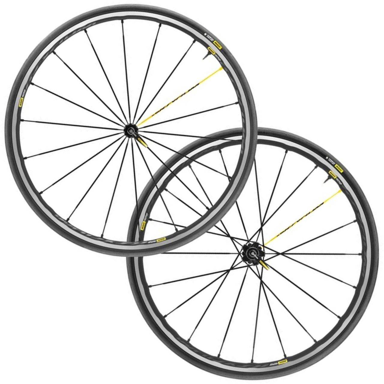 Mavic Ksyrium Pro UST Road Wheels - 2018
