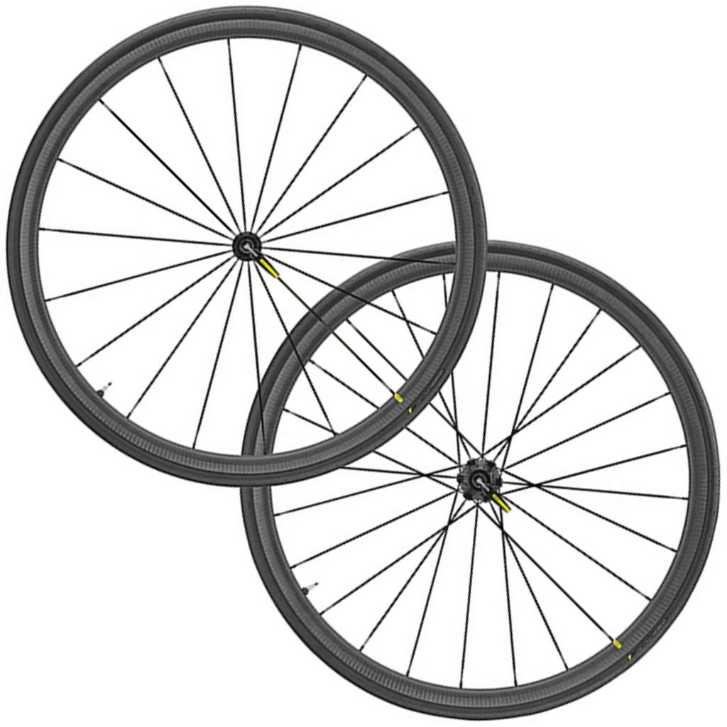 Mavic Ksyrium Pro Carbon SL UST Road Wheelset