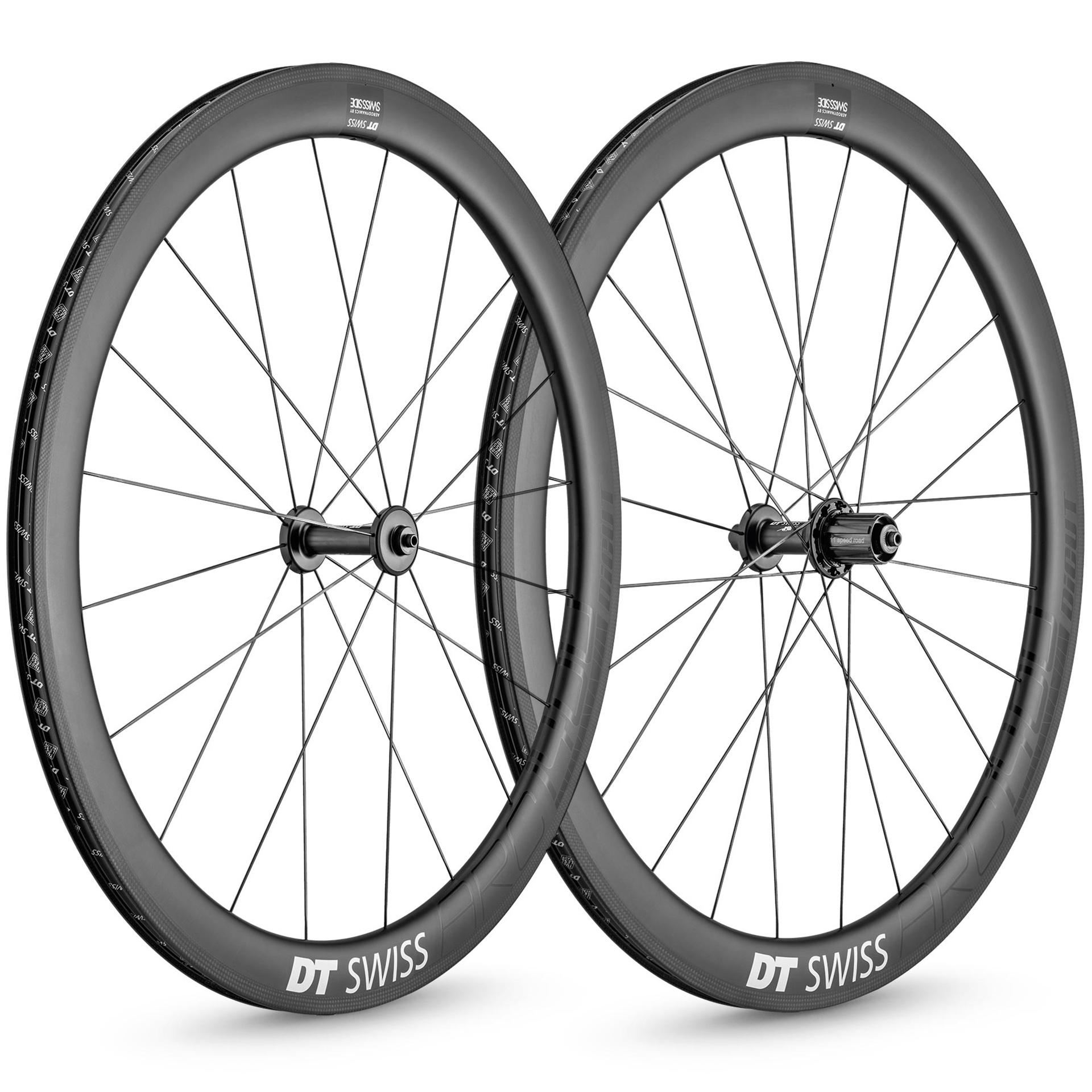 DT Swiss ARC 1400 Dicut 48 Road Wheelset - 700c